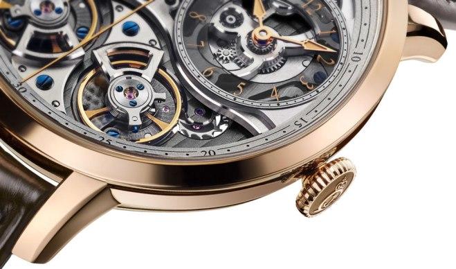 Arnold & Son DBG Skeleton Watch Watch Releases