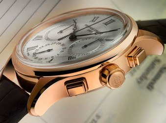 Frederique Constant Flyback Chronograph Manufacture Watch Watch Releases