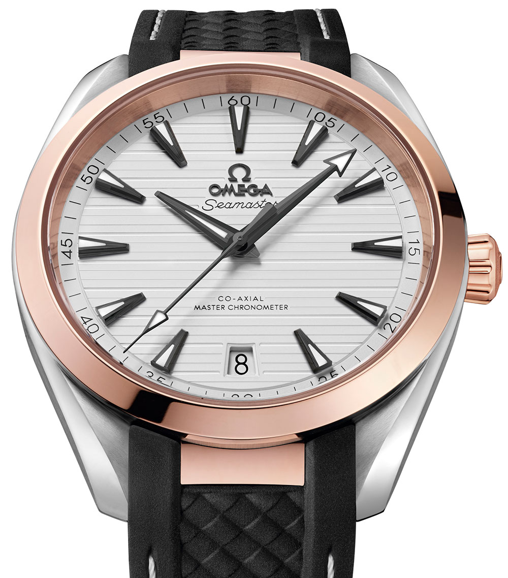 Omega Seamaster Aqua Terra Master Chronometer Watches For