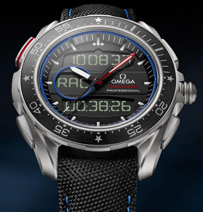 omega speedmaster x 33 regatta etnz limited edition watch ablogtowatch