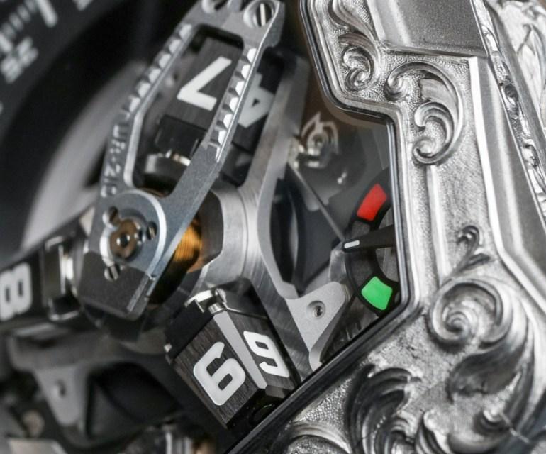 Urwerk Amadeus UR-210 Watch Hands-On Hands-On
