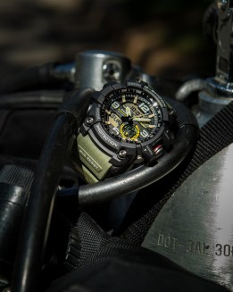 Casio G-Shock GG-1000-1A5 Mudmaster Watch Review Stopwatch Wrist Time Reviews