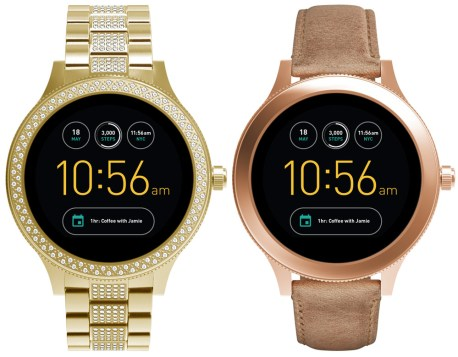 Fossil Q Explorist & Q Venture Smart Watches Watch Releases
