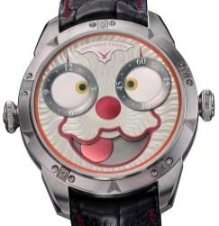 Konstantin Chaykin Clown Watch Inspired By Stephen King's 'It' Movie Watch Releases