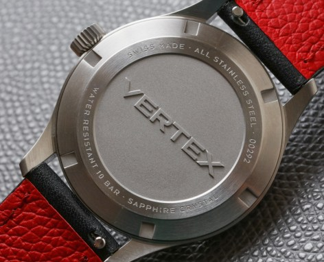 Vertex M100 Watch Review Wrist Time Reviews
