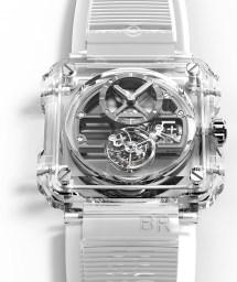Bell & Ross BR-X1 Skeleton Tourbillon Sapphire Watch Watch Releases