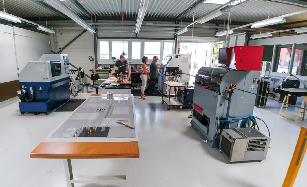 Five Things That H. Moser & Cie. Does In-House Like Few Other Watchmakers Do Inside the Manufacture