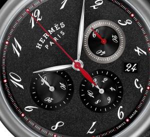Hermès Arceau Chrono Titane Watch Watch Releases
