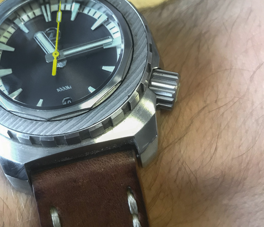 WATCH WINNER REVIEW: Zelos Hammerhead 1000m Diver Watch Wrist Time Reviews