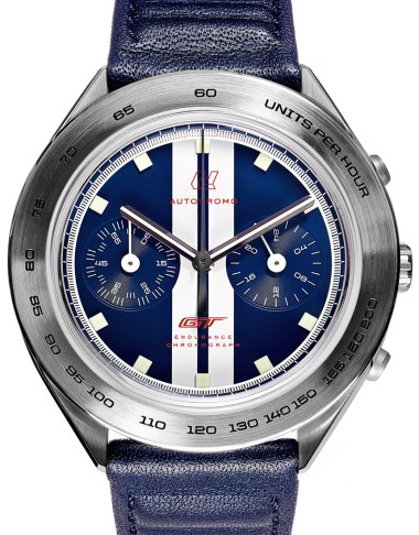 Autodromo Ford GT Endurance Chronograph Watch & Ford Motor Co. Partnership Watch Releases