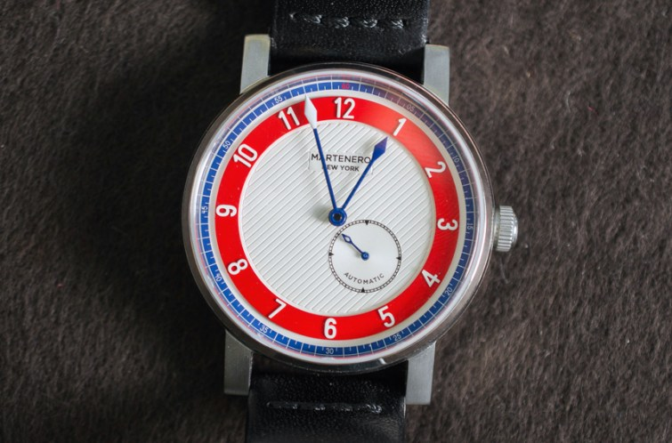 WATCH WINNER REVIEW: Martenero Edgemere Automatic Watch Wrist Time Reviews