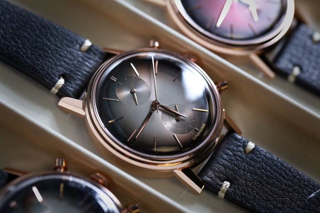 Undone Mystique Chronograph Watches Watch Releases