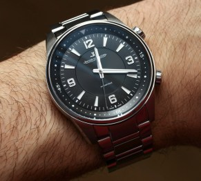 Jaeger-LeCoultre Polaris Automatic Hands-On Hands-On