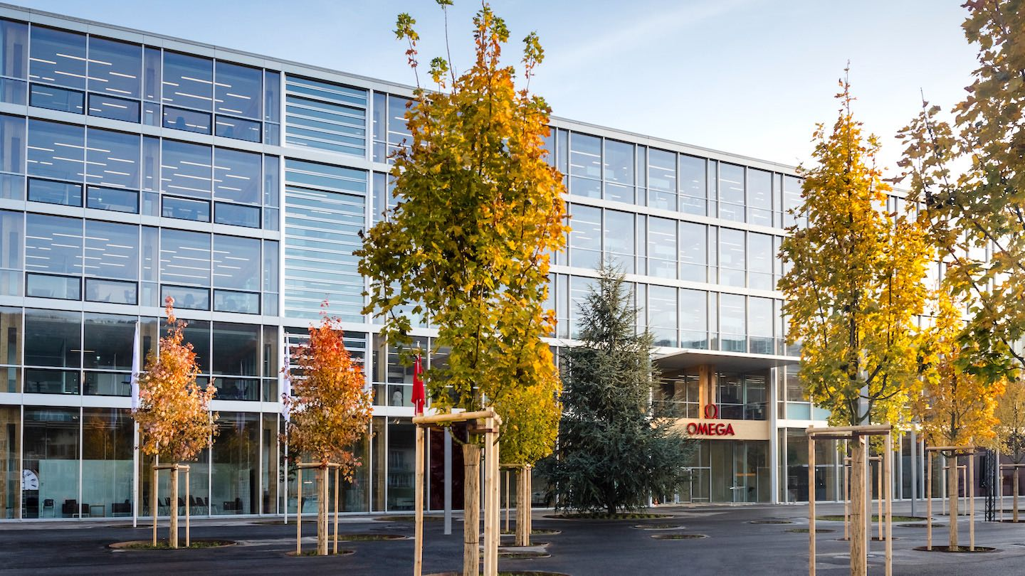 A look inside the all new omega factory in bienne a towatch