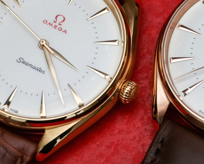 Omega Seamaster Olympic Games Gold Collection Hands-On Hands-On Seamaster
