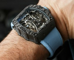 Richard Mille RM53-01 Tourbillon Pablo Mac Donough Watch Hands-On Hands-On