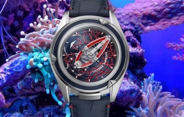 Ulysse Nardin Freak Vision Coral Bay Watch Releases