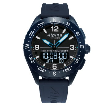 Alpina AlpinerX Outdoors Smartwatch First Look