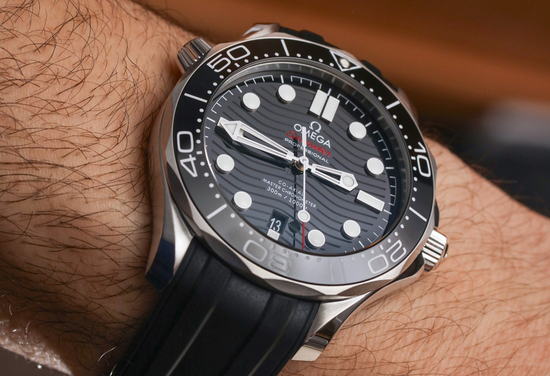 Omega Seamaster Professional Diver 300M Watches For 2018 Hands On