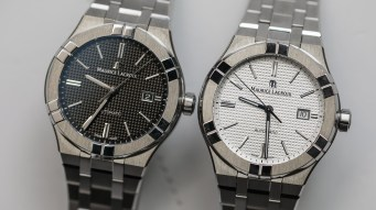 Hands-On With The Impressively Redone Maurice Lacroix Aikon Automatic Watch Hands-On
