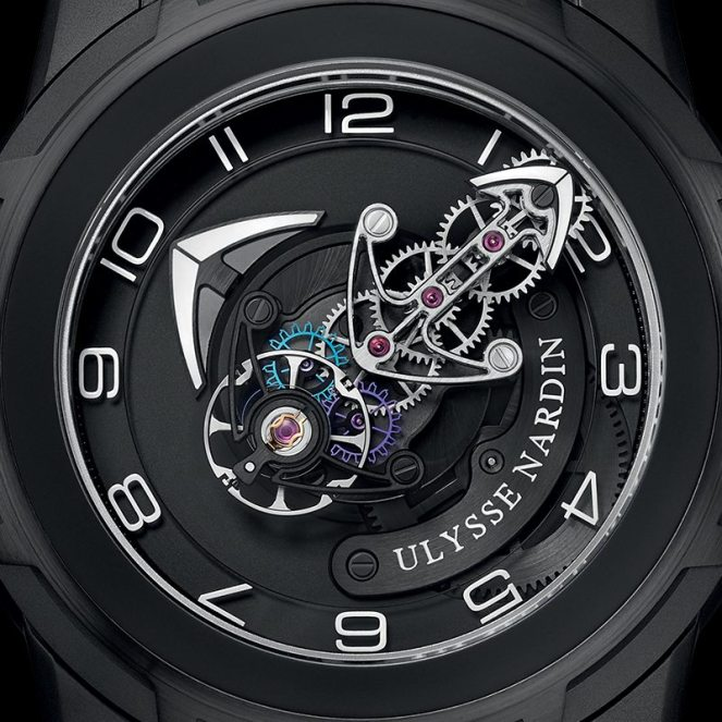 Ulysse Nardin Freak Out Watch Watch Releases