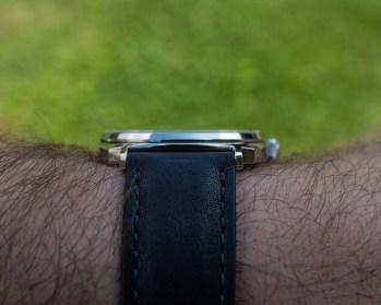 Farer Hudson 37mm Hand-Wound Watch Review Wrist Time Reviews