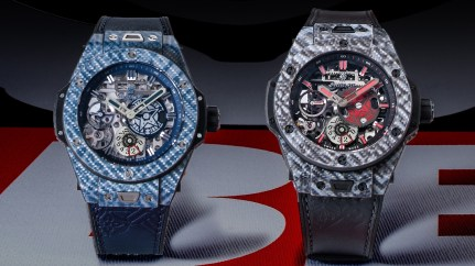 Hublot Big Bang Meca-10 Shepard Fairey Limited Edition Watch Watch Releases