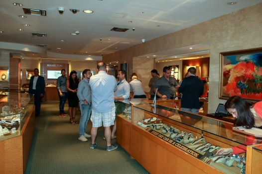 Hamilton Jewelers Princeton Watch Fair With aBlogtoWatch Event Recap Shows & Events