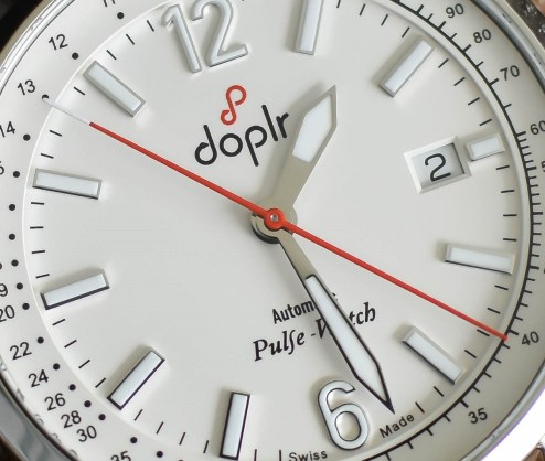 Doplr Pulse Watch Hands-On Hands-On