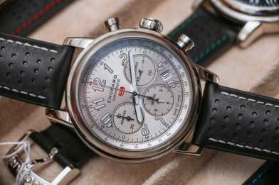 Chopard Mille Miglia 'Racing Colors' Limited Edition Watches Hands-On Hands-On
