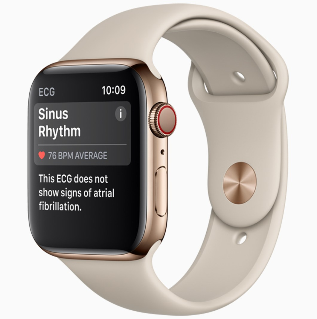 Apple Watch Series 4 Features Most Comprehensive Health ...
