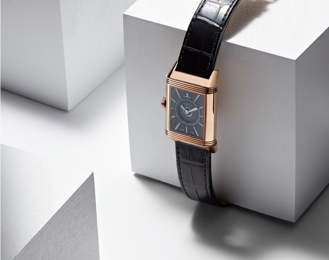 Matching The Jaeger-LeCoultre Reverso Watch With Men's Evening Wear Watch Style