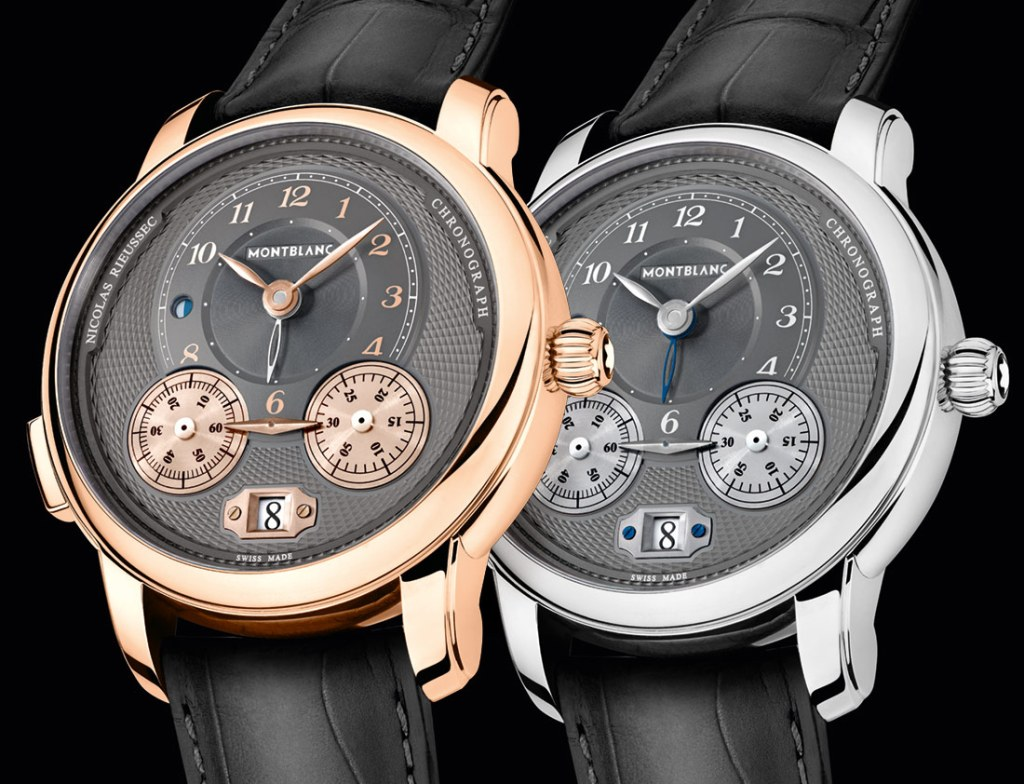 Montblanc Star Legacy Watch Collection 2019 Releases
