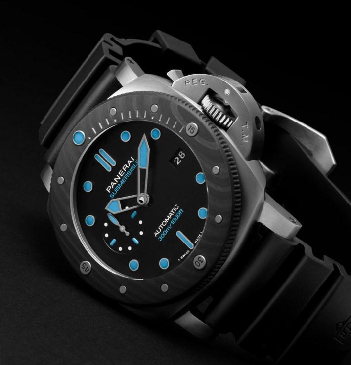 Panerai Submersible BMG-TECH PAM 799 Watch First Look
