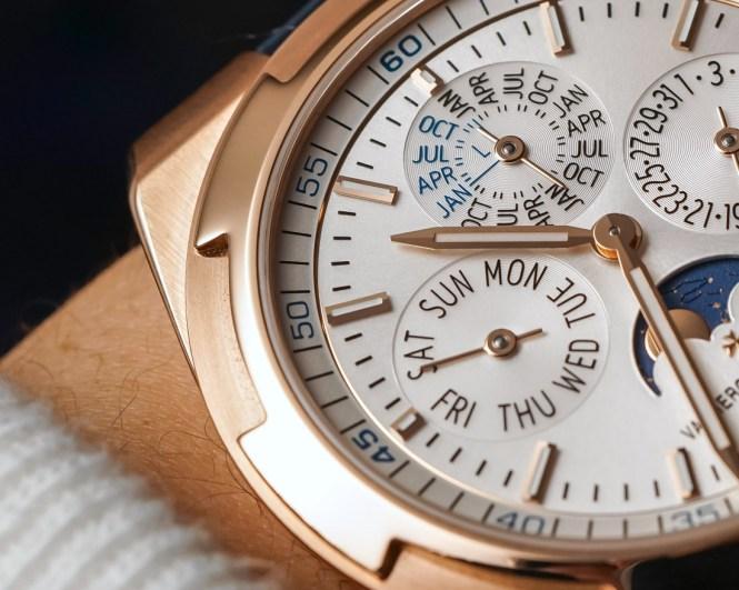 Vacheron Constantin Overseas Perpetual Calendar Ultra-Thin Watch Hands-On Hands-On