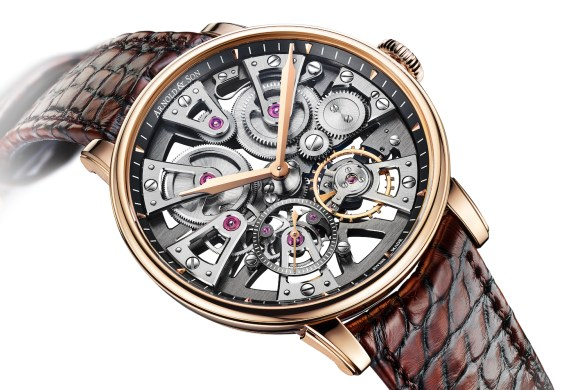 Arnold & Son Nebula 38 Watch First Look