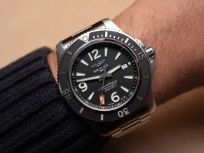 Breitling Superocean Automatic Watches For 2019 Hands-On Hands-On