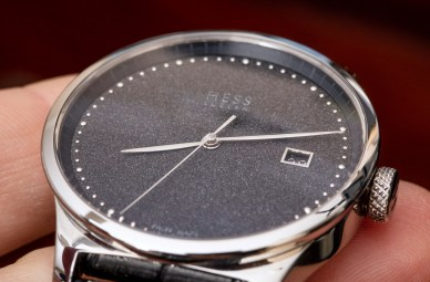 Hess Luzern TWO.2 Diamond Dust Watch Review Wrist Time Reviews