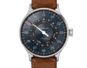 MeisterSinger Pangaea Day Date Watch First Look