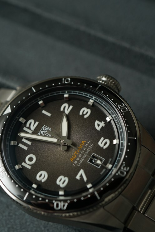 TAG Heuer Autavia Isograph Watch Hands-On Hands-On