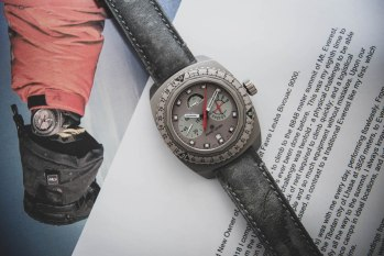 Favre-Leuba Raider Bivouac 9000 That Conquered Everest To Be Auctioned Sales & Auctions