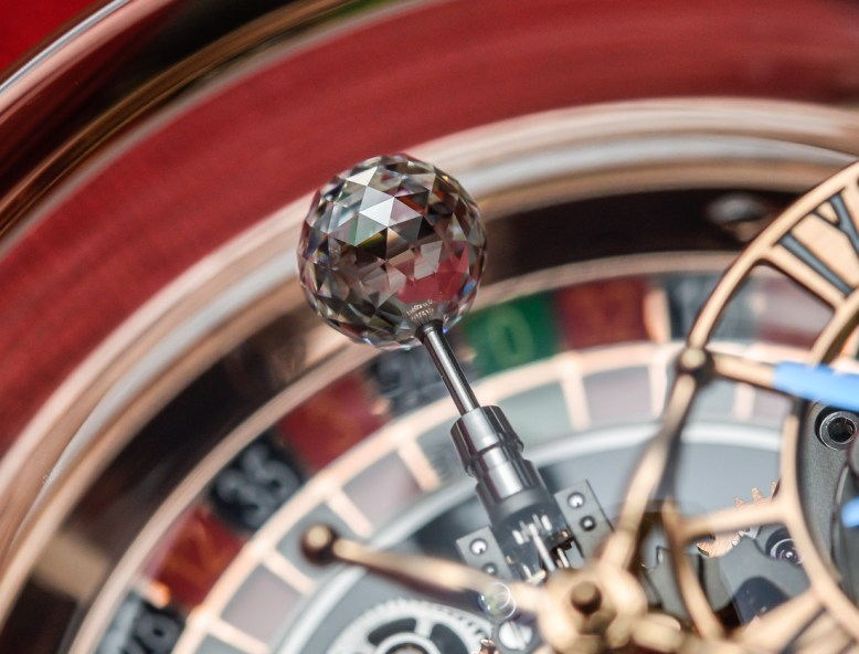 Jacob & Co. Astronomia Casino Watch Hands-On Hands-On