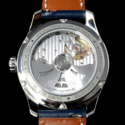 Ultramarine Morse GMT Watch Hands-On Hands-On