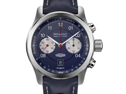 Bremont Jaguar D-Type Chronograph Watch Watch Releases