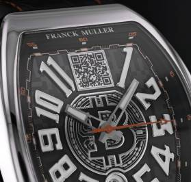 Franck Muller Launches Bitcoin Watch In Partnership with Regal Assets Watch Releases