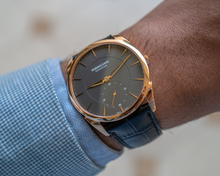 Updated Parmigiani Fleurier Tonda 1950 Watch Hands-On Hands-On