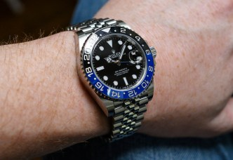 StockX Is Offering One Rolex GMT-Master II 126710BLNR Batman At Retail Price Sales & Auctions