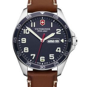 Victorinox Swiss Army Fieldforce Watch Collection Offers Supreme Legibility Watch Releases