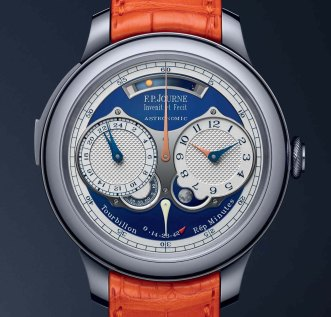 The F. P. Journe Astronomic Blue Designed For Only Watch 2019 Is Astronomically Complicated Watch Releases