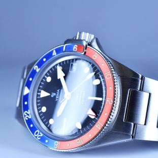 YEMA Superman Heritage GMT Watch Watch Releases